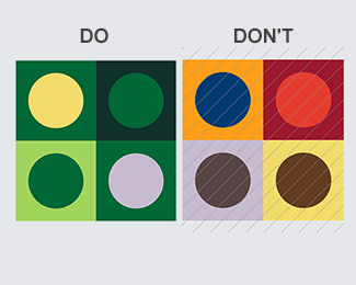 Dos and Don'ts The Dartmouth palette